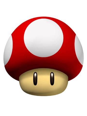 Mario-mushroom