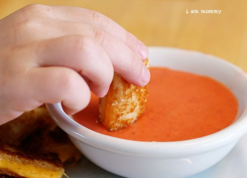 The Best Tomato Soup Recipe!
