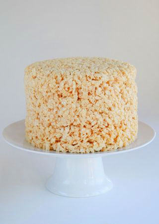 Ricecrispycake